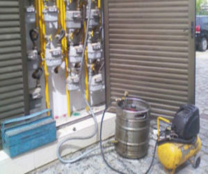 aplicacao de resina em vazamento em suzano